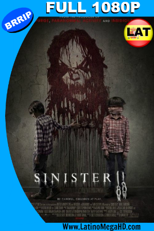 Siniestro 2 (2015) Latino Full HD 1080P - 2015