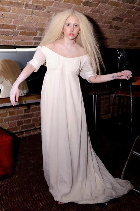 Лейди Гага костюм за Хелоуин