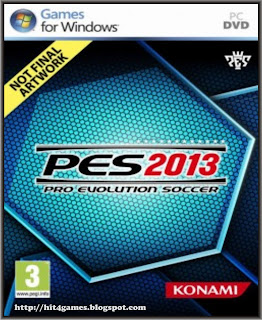 Pro Evolution Soccer 2013 DEMO -PC