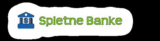 Spletne banke oz. e-denarnice