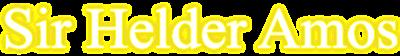 Portal Oficial del escritor y artista  Sir Helder Amos