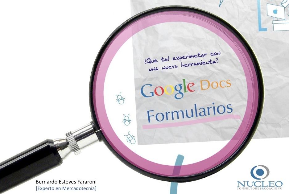 ... 01: Formularios de Encuestas con Google Apps | Guruc Webmasters Blog