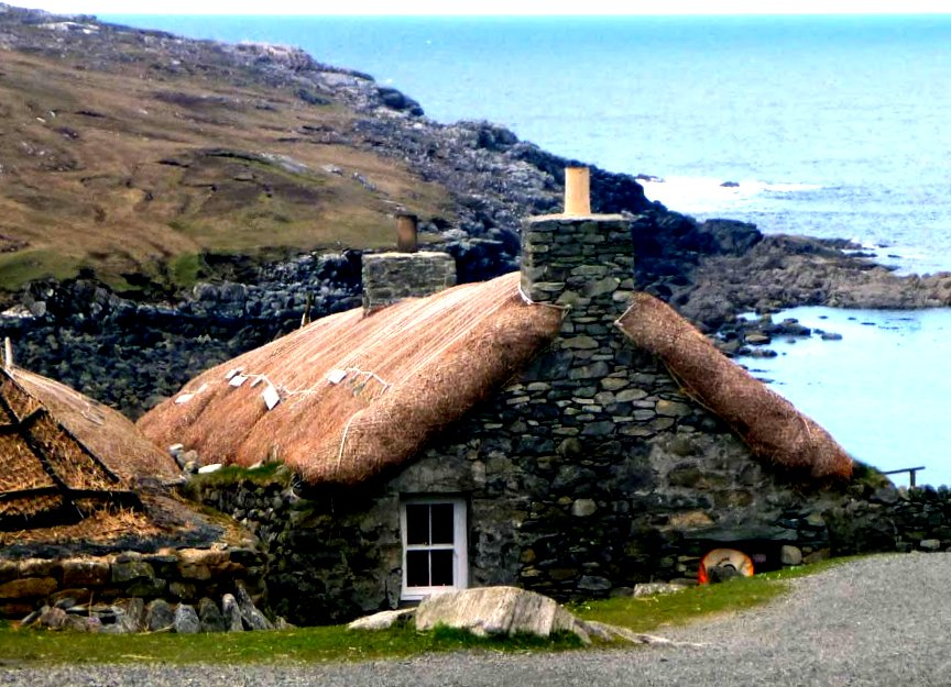 The Flying Tortoise: Gorgeous Tiny Rustic Dwellings And Shacks In ...