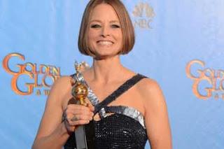 Jodie Foster - Globo de Ouro