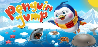 Penguin Jump: Ice Racing Saga apk