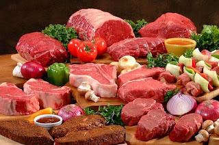 Mẹo bảo quản thịt, cá ngày Tết