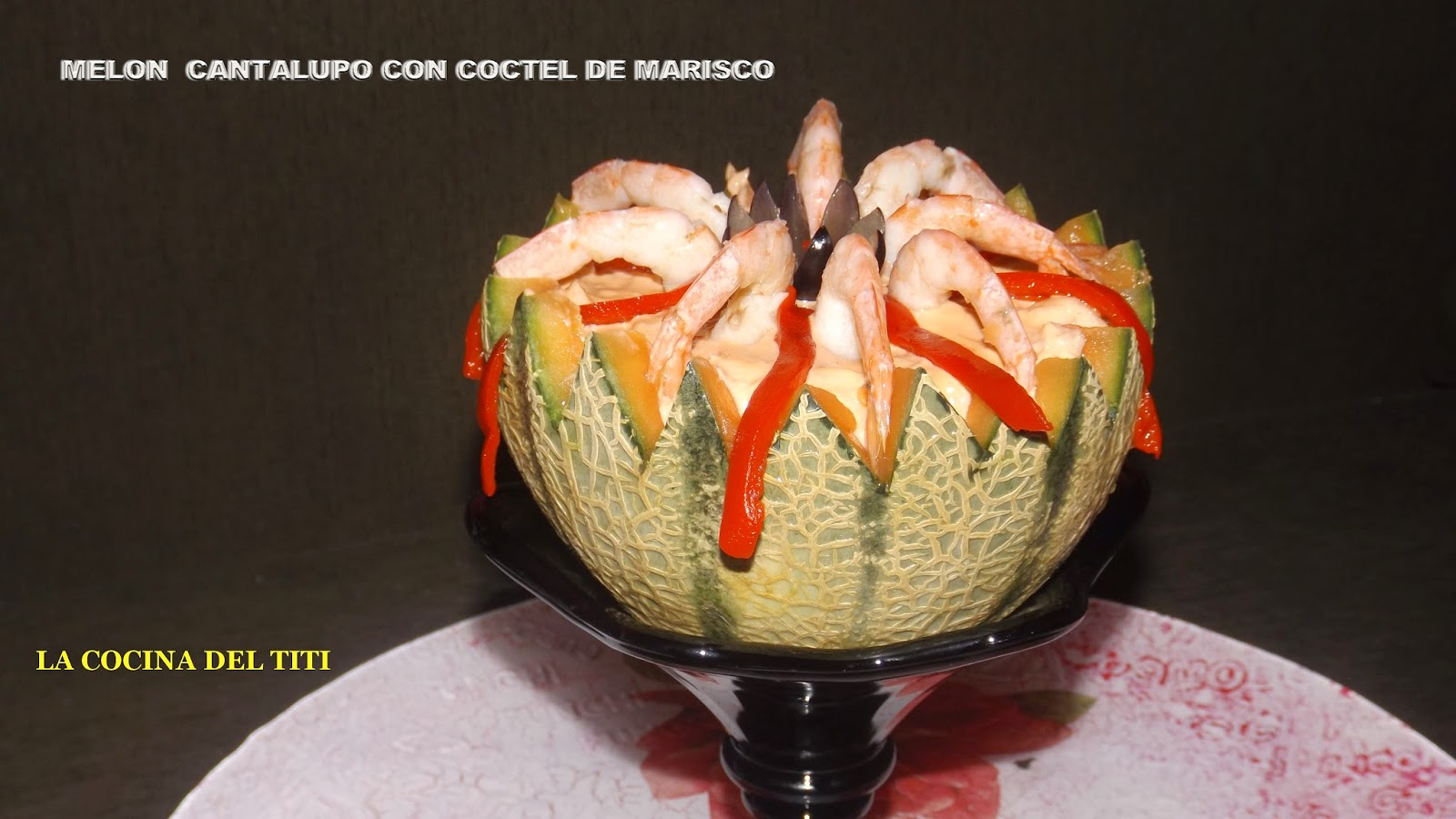 Melon Cantalupo...
