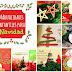 Materiales DIY: Manualidades infantiles para Navidad