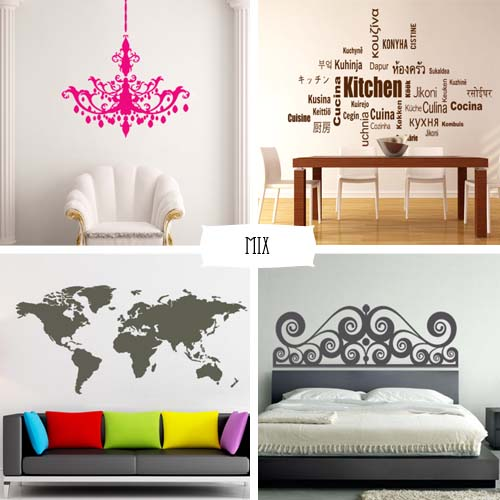 wall stickers made in Italy