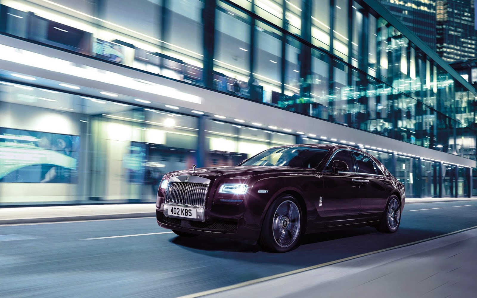 2015 Rolls-Royce Ghost Series latest Wallpaper