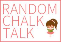 Random Chalk Talk