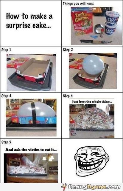 Balloon Cake Prank8