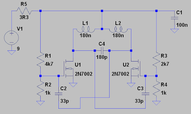 Electronic Components Crazy Fans A Simple Tx For