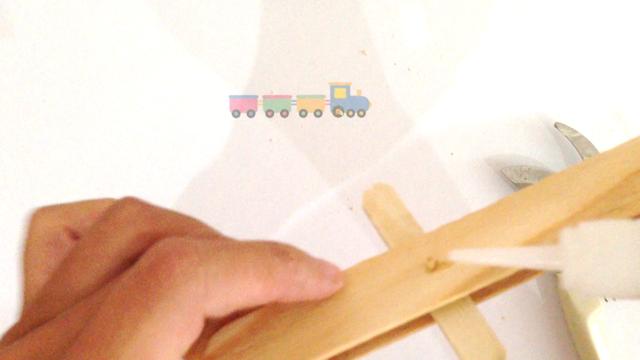 Homemade Click Clack Toy Gun 3