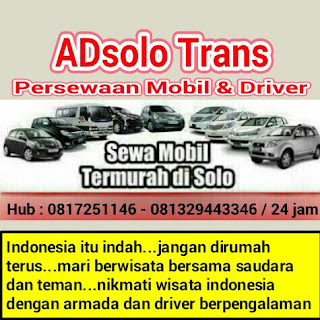 Sewa Mobil ADsolo Trans
