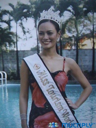 Beauty Queens with Multiple Titles Michelle-reyes
