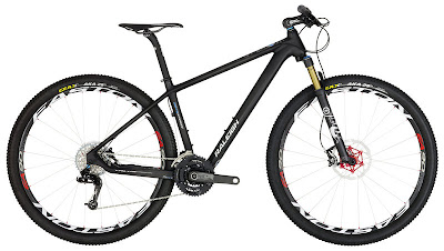 2013 Raleigh Talus 29er Carbon Pro Bike