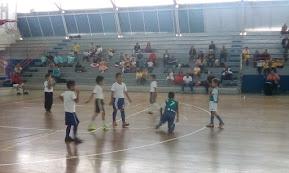 Imdafef realiza Primer Festival de la Juventud en futsal