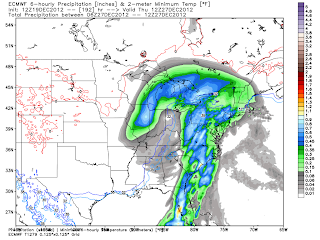 The Weather Centre: December 25-28 Potential Significant Winter Storm
