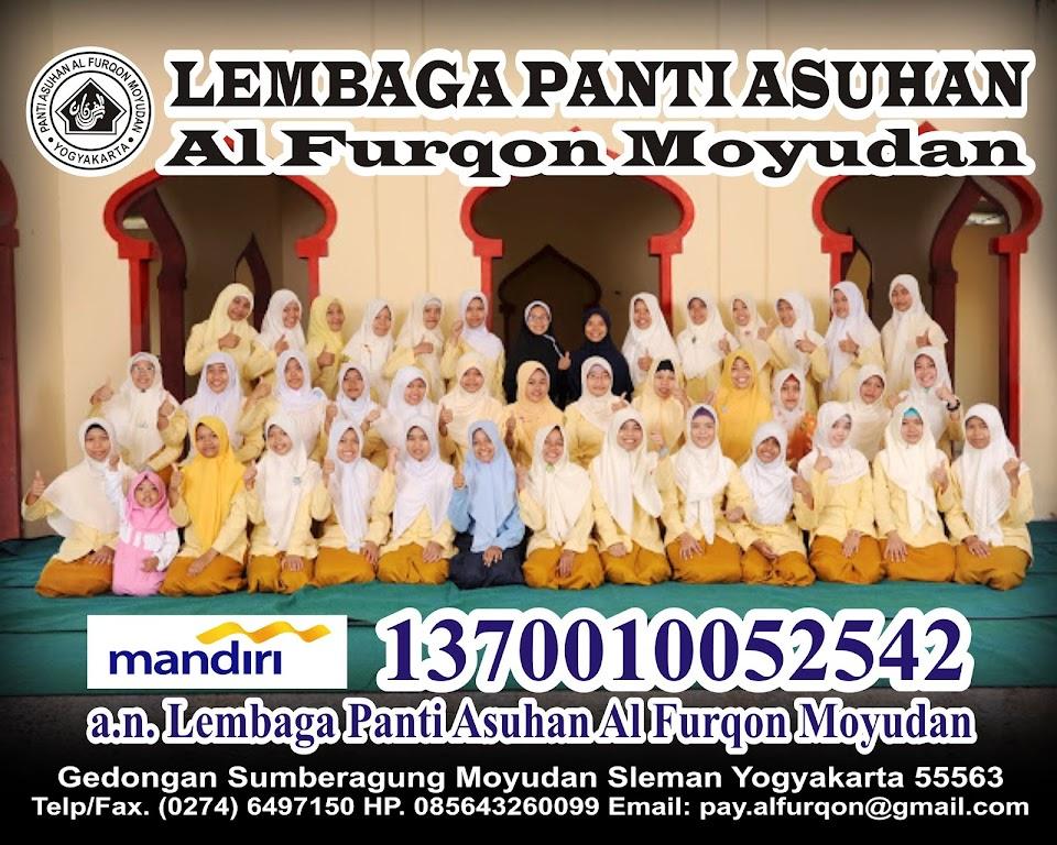 Lembaga Panti Asuhan Al Furqon Moyudan