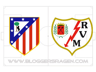 Prediksi Pertandingan Rayo Vallecano vs Atletico Madrid