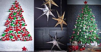 DIY; ¿Como Hacer adornos navideños con piñas? 2015 2016