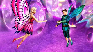Gambar wallpaper gratis Barbie Mariposa