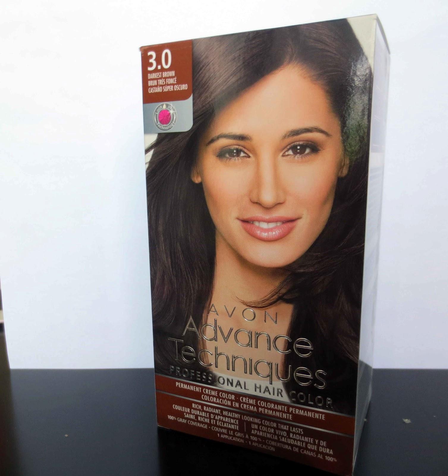 Dena\'s Make Up Bag: Review: Avon Advanced Techniques Professional ...