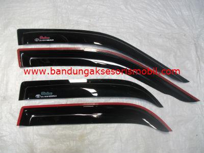 Talang Air All New Corolla Sport Mugen Depan Belakang