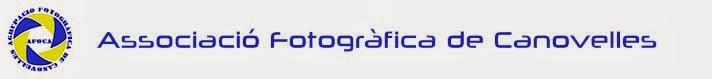 Associació Fotogràfica Canovelles