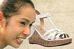 Sepatu Wanita Model Wedges