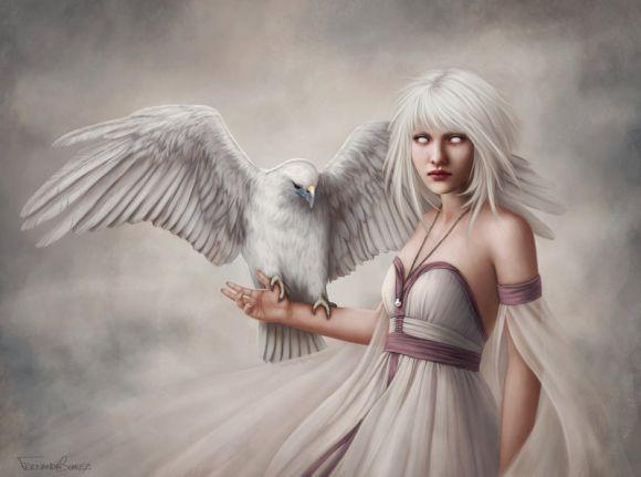 fernanda suarez ilustrações fantasia mulheres Loucura de Alice