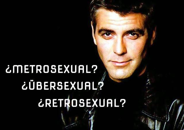 Como dejar de ser metrosexual