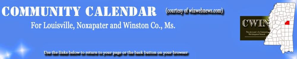 Winston Calendar