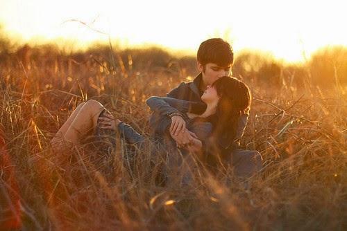 O ódio deixa cicatrizes feias o amor deixa bonitas