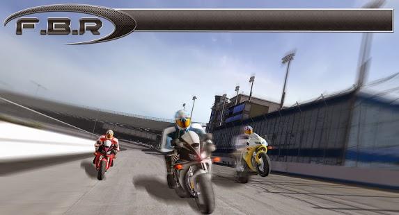 صورة من لعبة سباق الدارجات البخارية Fast Bike Racing