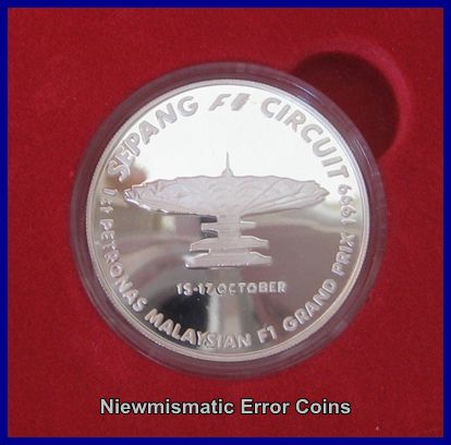 $25 .925 Silver Proof