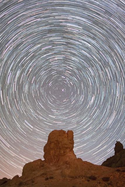 Starry Night Sky oleh Nicole Sullivan