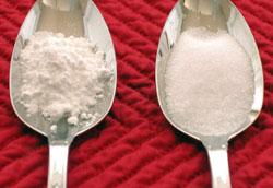 how to make tartaric acid crystals