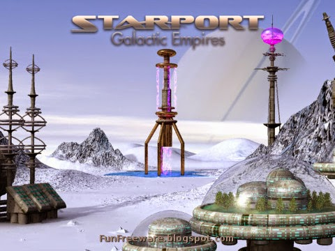 Starport: Galactic Empires - free massively multiplayer game