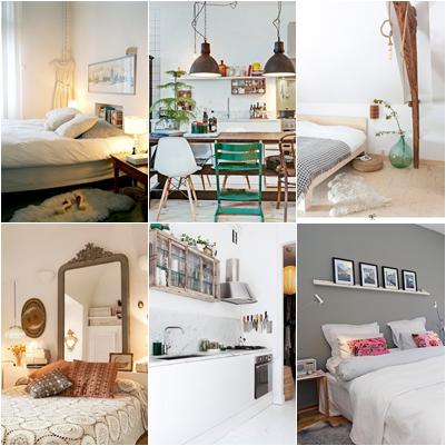 The orange deer trasformare una casa shabby in una casa for Casa stile scandinavo