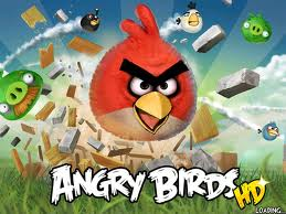 angry birds linux games