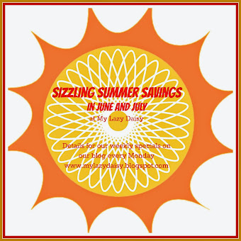 Sizzling Summer Savings in June and July