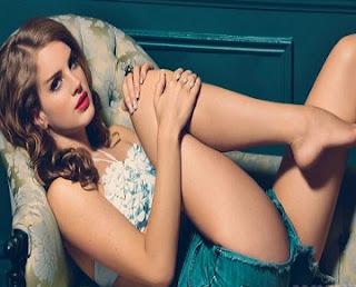 Lana Del Rey - Making Out Lyrics