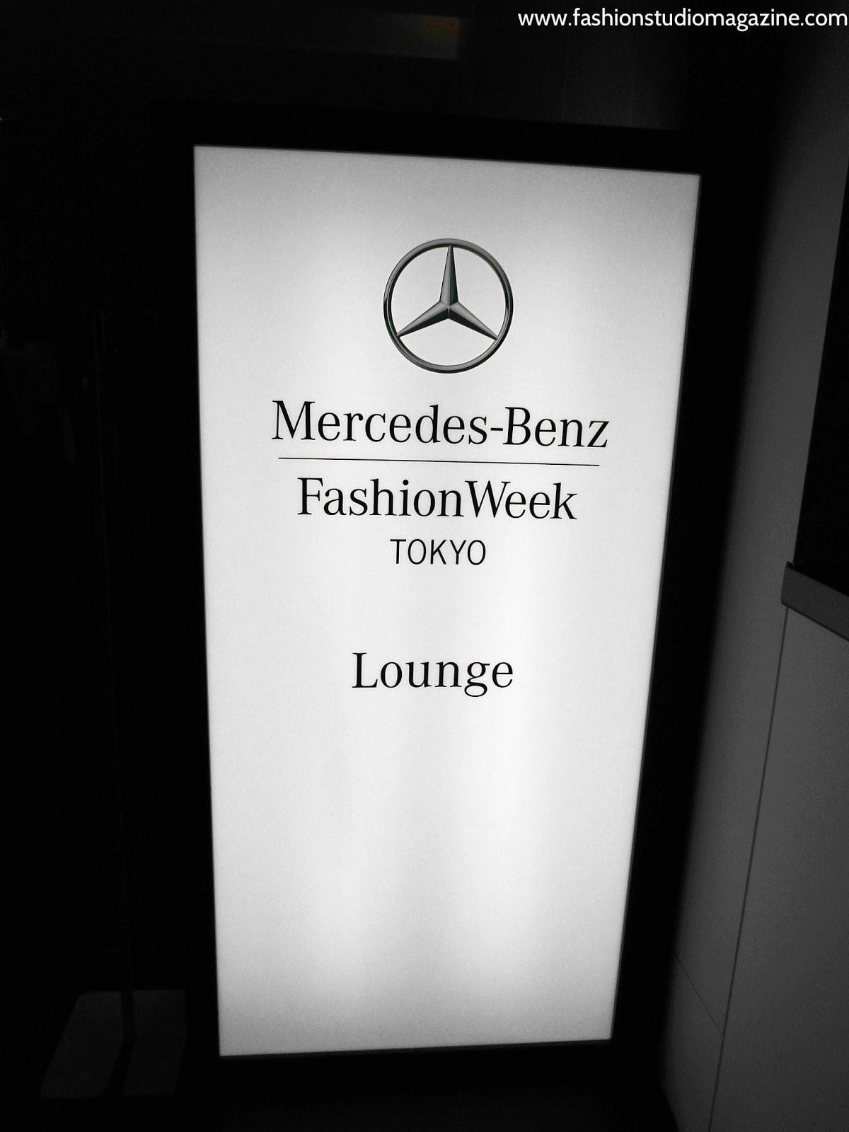 MERCEDES-BENZ FASHION WEEK TOKYO: Spring/Summer 2013 ...
