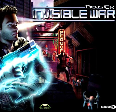 Free Download DEUS EX Invisible War - Pc Game