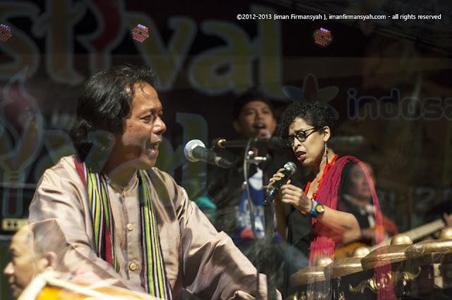 Malam Puncak Festival Budaya Kota Sukabumi