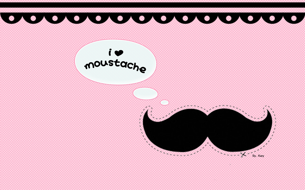 wallpaper mansion moustache wallpapers