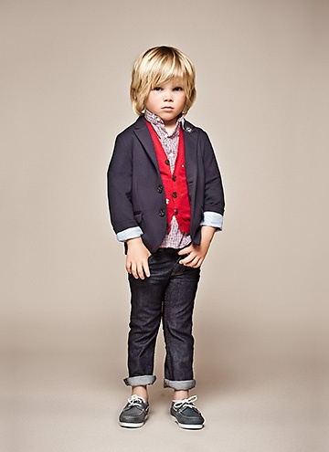 The Danielsons Little Boy Fashion