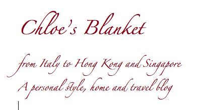 Chloe's Blanket